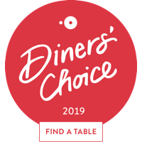 Open Table Diners Choice Award 2019 Make A Reservation
