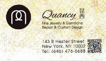 quancy jewelry