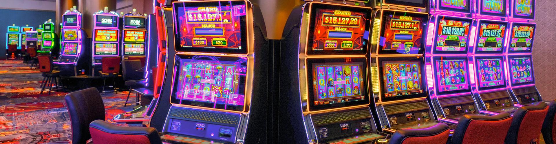 Resorts World NYC Casino Slots