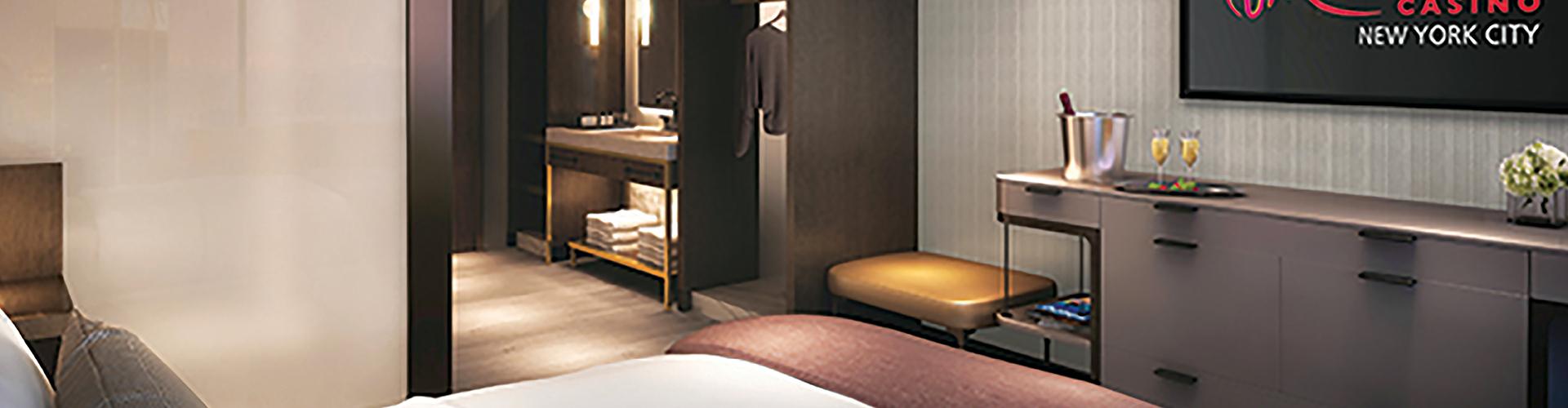 Resorts World NYC King Room