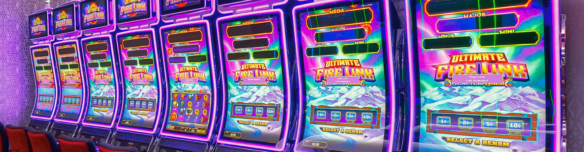 Resorts World NYC Slot Machines (2)