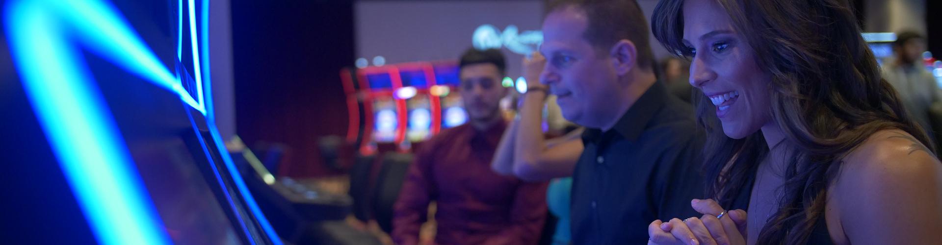 Resorts World NYC Casino Players