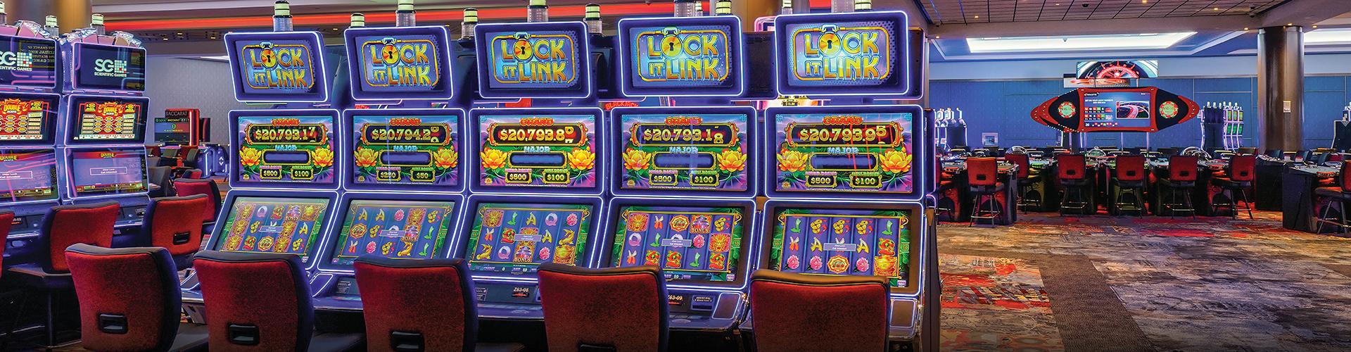 Resorts World NYC Slot Machines